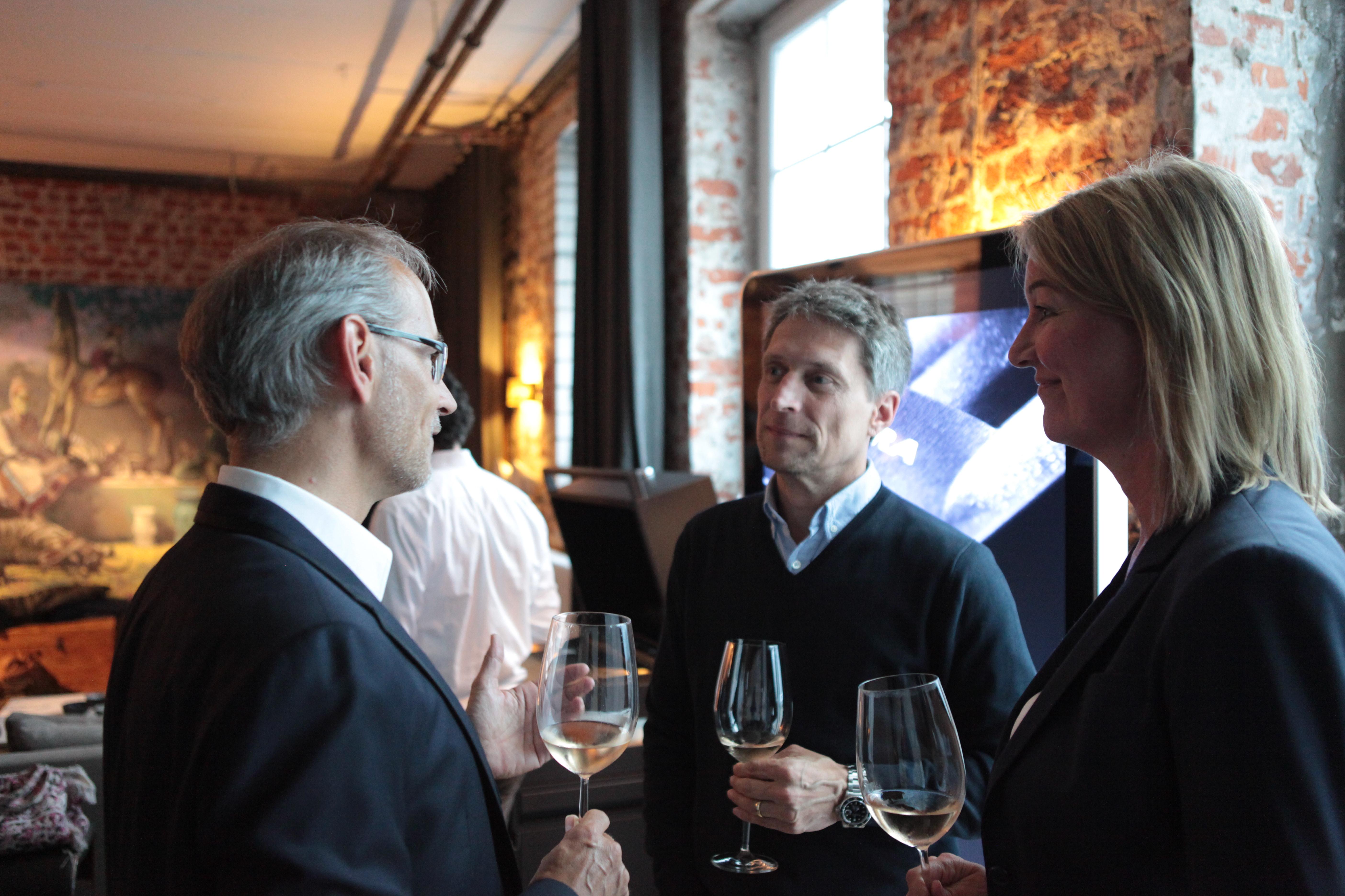 Marcus Schneider (Mitte)